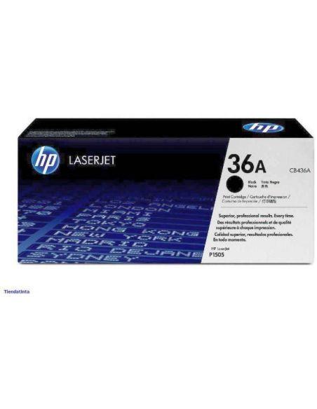 Tóner HP 36A Negro CB436A para Laserjet M1120 P1505