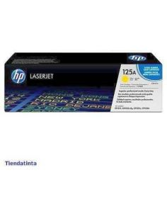 Toner HP CB542A Amarillo Nº125A (1400 Pag) Original