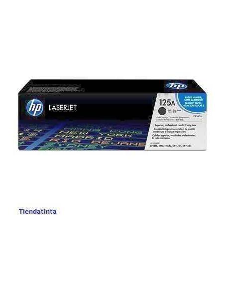 Tóner HP 125A Negro CB540A para Laserjet CM1013 CP1210