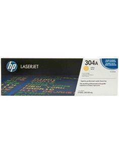 Toner HP CC532A Amarillo Nº304A (2800 pag) Original