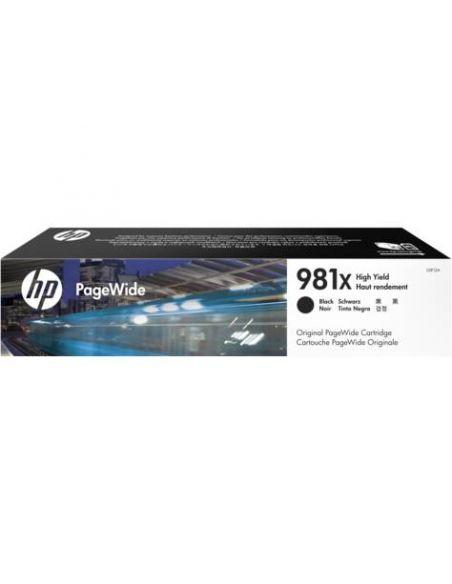 Tinta HP 981X Negro (11000 páginas)