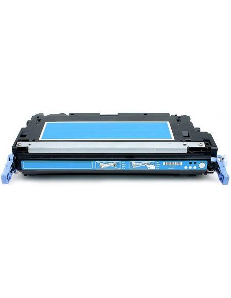 Tóner para HP 503A/711 Cian Q7581A No original para Color LaserJet 3600 CP3505