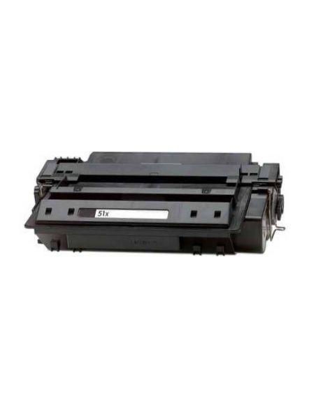 Tóner para HP 51X Negro Q7551X (13000 Pág) No original