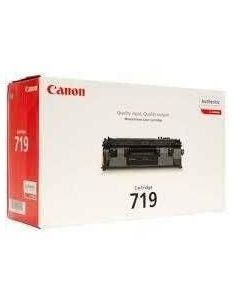 Toner Canon 3479B002AA Negro 719 (2100 pag) Original