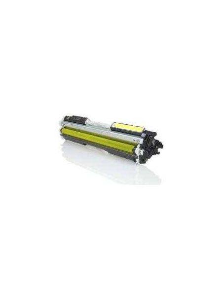 Tóner para HP 126A/729 Amarillo (1000 Pag) No original para M175 CP1025 y mas