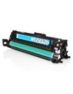 Toner para HP CE251A Cian Nº504A (7000 pag)(No original)