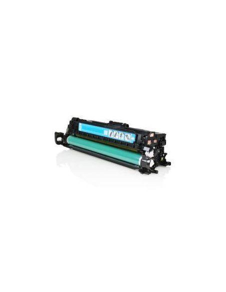 Tóner para HP 504A/723C Cian (7000 Pag) No original para CM1530 y mas