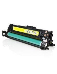 Toner para HP CE252A Amarillo Nº504A (7000 pag)(No original)