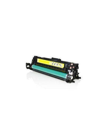 Tóner para HP 504A/723Y Amarillo (7000 Pag) No original para Color LaserJet CM1530 y mas