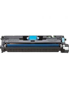 Toner para HP Q3961A Cian Nº122A (4000 Pag)(No original)