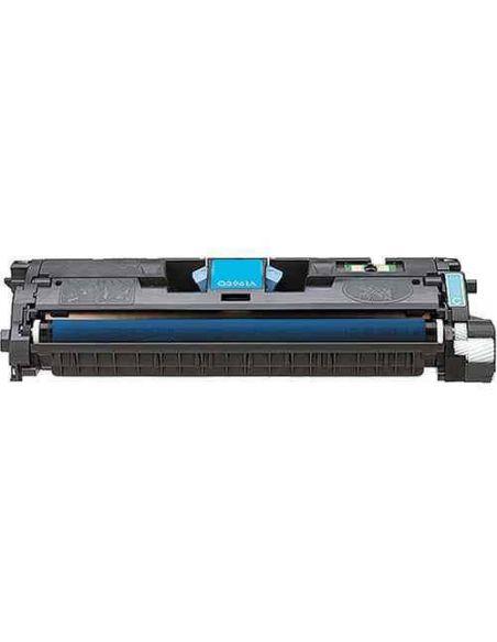 Tóner para HP 122A/701 CIAN Q3961A No original para 2550 2800