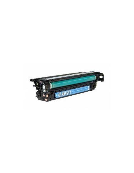 Tóner para HP 648A Cian CE261A No original para Color LaserJet Enterprise CP4025 CP4525