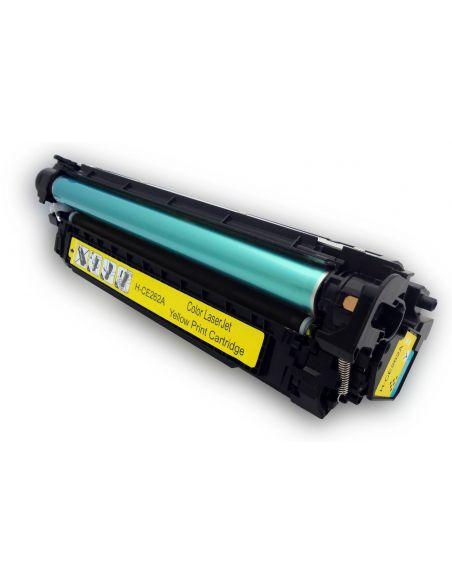 Tóner para HP 648A Amarillo CE262A No original para Color LaserJet Enterprise CP4025 CP4525