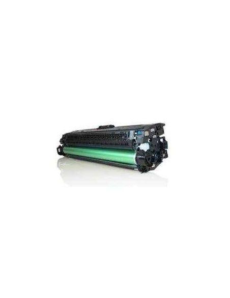 Tóner para HP 650A Cian (15000 Pag) No original para Color LaserJet CP5520 y mas