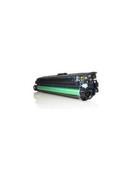 Tóner para HP 650A Amarillo (15000 Pag) No original para Color LaserJet CP5520 y mas