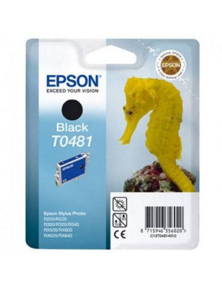 Tinta Epson T0481 Negro (4ml)