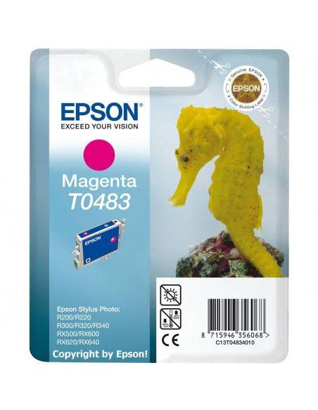 Tinta Epson T0483 Magenta C13T048340