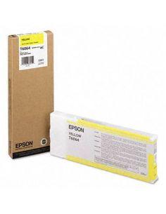 Tinta Epson C13T606400 Amarillo T6064 (220ml) Original