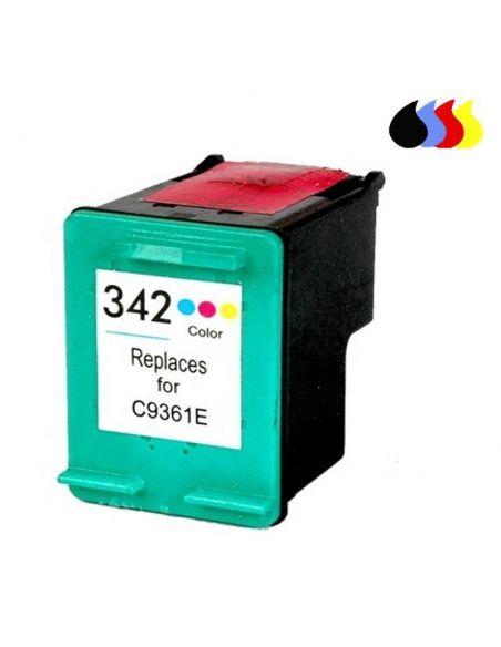 Tinta para HP 342 Color (18ml) No original