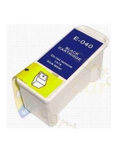 Tinta para Epson C13T040140 Negro T040 17,8ml (No original)