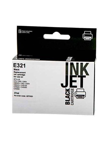 Tinta para Epson T0321 Negro (33ml) No original