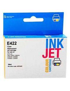 Tinta para Epson T0422 Cian (16ml)(No original)