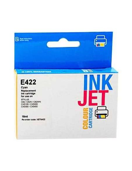 Tinta para Epson T0422 Cian (16ml) No original