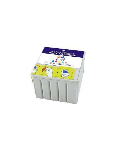 Tinta para Epson T027 COLOR (49ml) No original