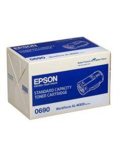 Toner Epson 0690 Negro Original
