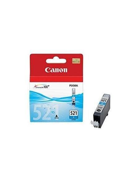 Tinta Canon 521C Cian 2934B009 (9ml)
