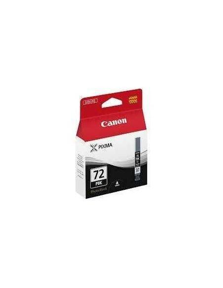 Tinta para Canon 72PBK FOTO Negro 6403B001 No original