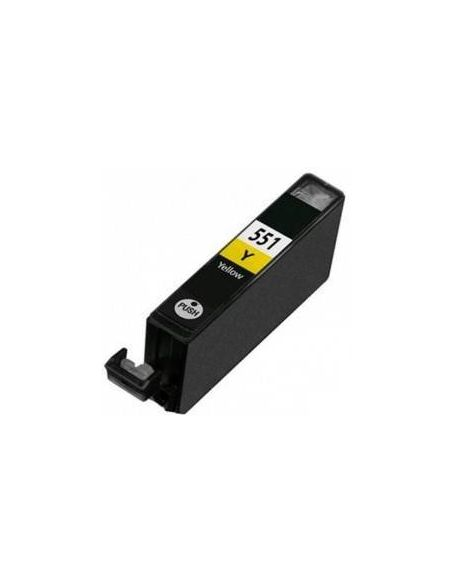 Tinta para Canon CLI-551Y XL Amarillo (13ml) No original