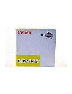 Toner Canon C-EXV19 Amarillo (16000 Pag) Original