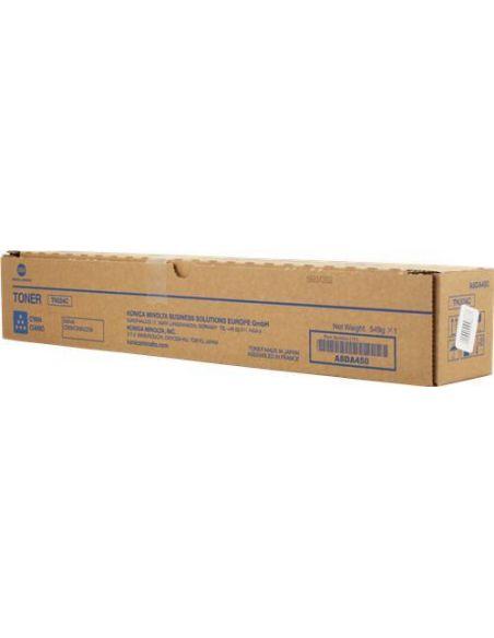 Tóner Konica Minolta TN324C Cian A8DA450 (26000 Pag) para Bizhub C258 C308