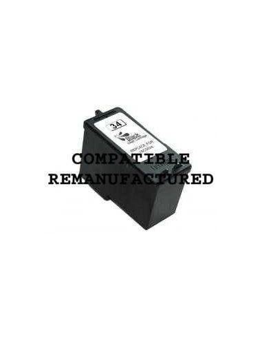 Tinta para Lexmark 18C0034E Negro Nº34XL (475 Pag)(No original)
