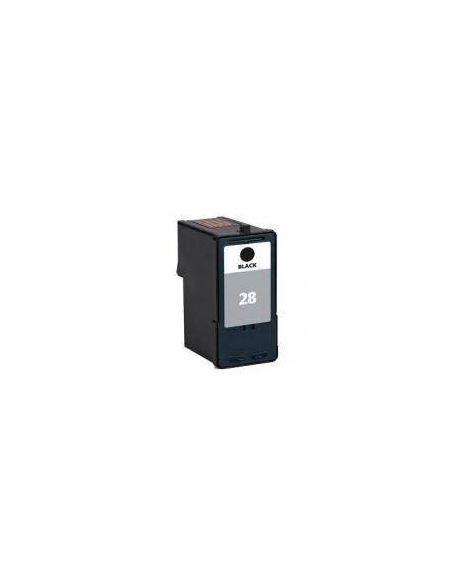Tinta para Lexmark 28 Negro 18C1428E (21ml) No original