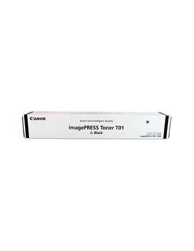 Toner Canon T01 Negro 8066B001 (56000 Pág) Original