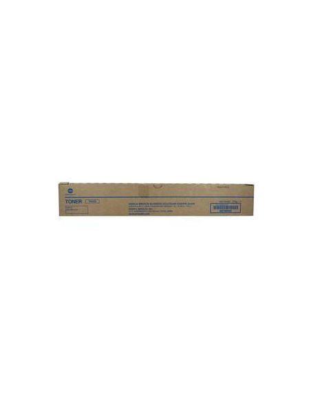 Tóner A87M050 Konica Minolta TN-323K Negro para Bizhub 227 287