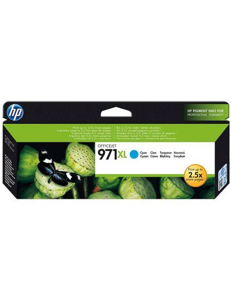 Tinta HP CIAN Nº971XL (6600 Pág)