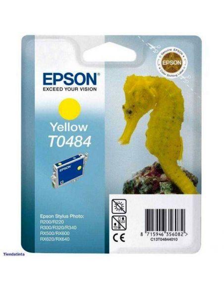 Tinta Epson T0484 Amarillo C13T048440