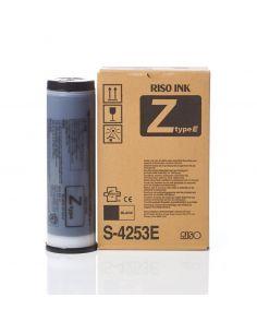 Tinta Riso S-4253E Negro (Z Type Riso Ink G1) (2 unid x 1000 ml) Original