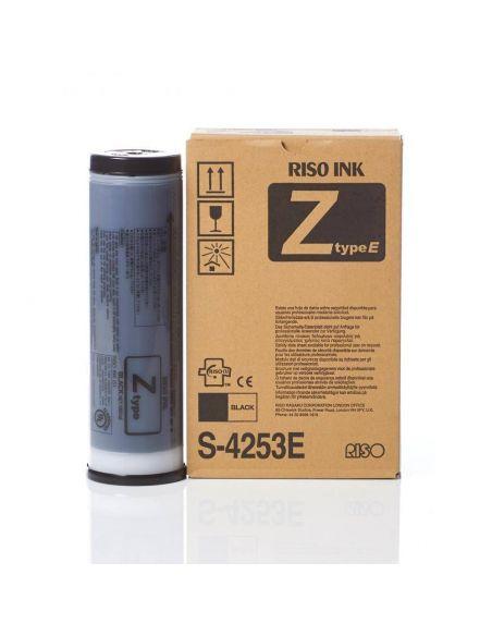 Tinta Riso S4253E Negro (Z Type Riso Ink G1) (2x1000 ml)