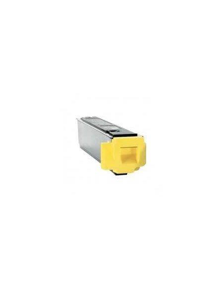 Tóner para Kyocera TK810Y AMARILLO No original 370PC3KL para FSC8026