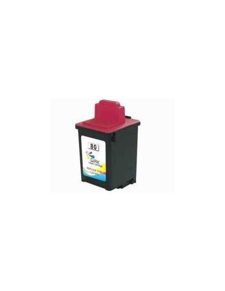 Tinta para Lexmark 80 Color 12A1980E (22ml) No original