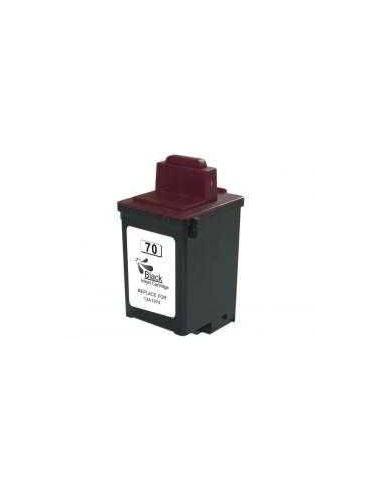 Tinta para Lexmark 12AX970E NEGRO Nº70 (25ml)(No original)