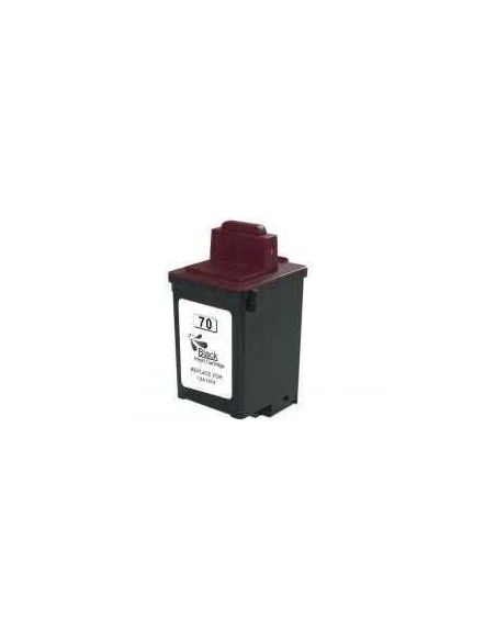 Tinta para Lexmark 70 Negro 12AX970E (25ml) No original