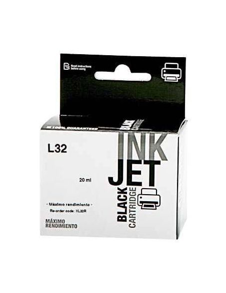 Tinta para Lexmark 32 Negro (30ml) No original