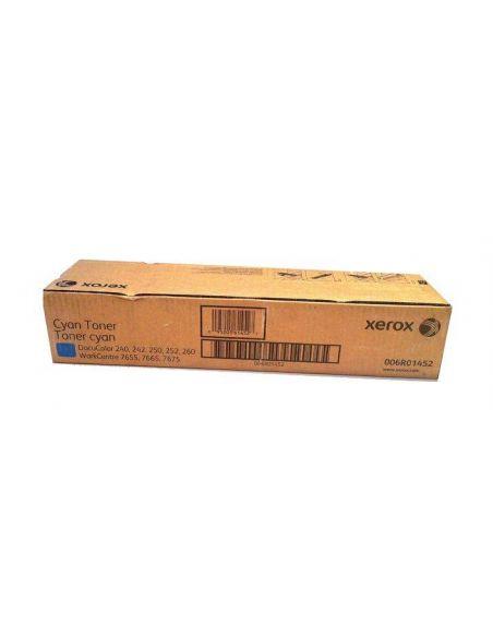 Tóner Xerox pack 006R01452 CIAN (2 Unid) para DocuColor 240 250 y mas