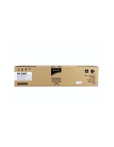 Tóner Sharp MX-315GT NEGRO (27500 Pag) Original