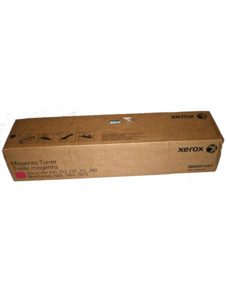 Tóner Xerox pack 006R01451 MAGENTA (2 Unid) para DocuColor 240 250